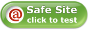Website Safety Seal